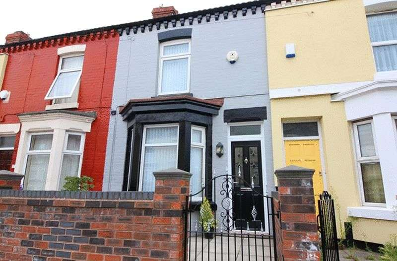 3 Bedrooms Terraced House for sale in Oak Leigh, Tuebrook, Liverpool, L13
