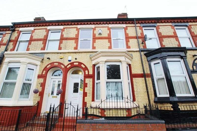 3 Bedrooms Terraced House for sale in Admiral Street, Toxteth, Liverpool, L8