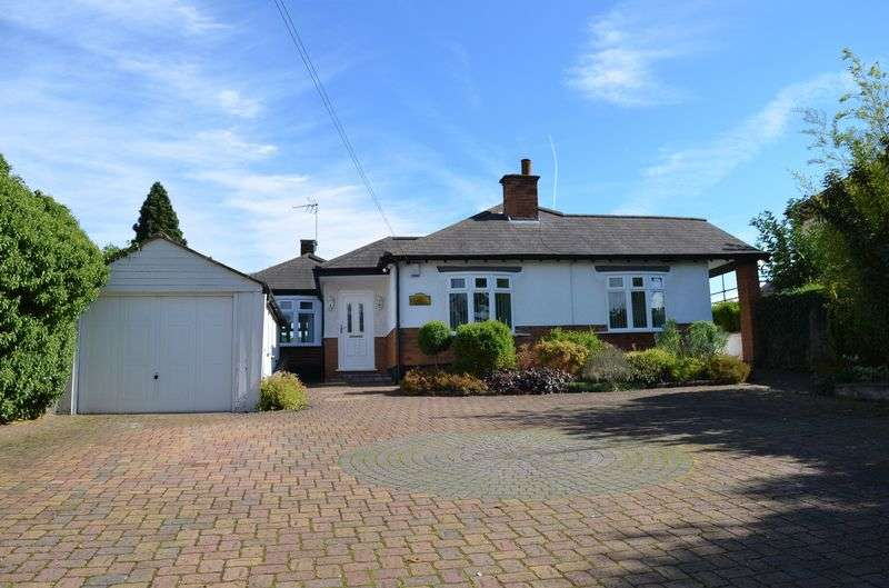 5 Bedrooms Detached Bungalow for sale in Melton Road,Rearsby, Leicestershire