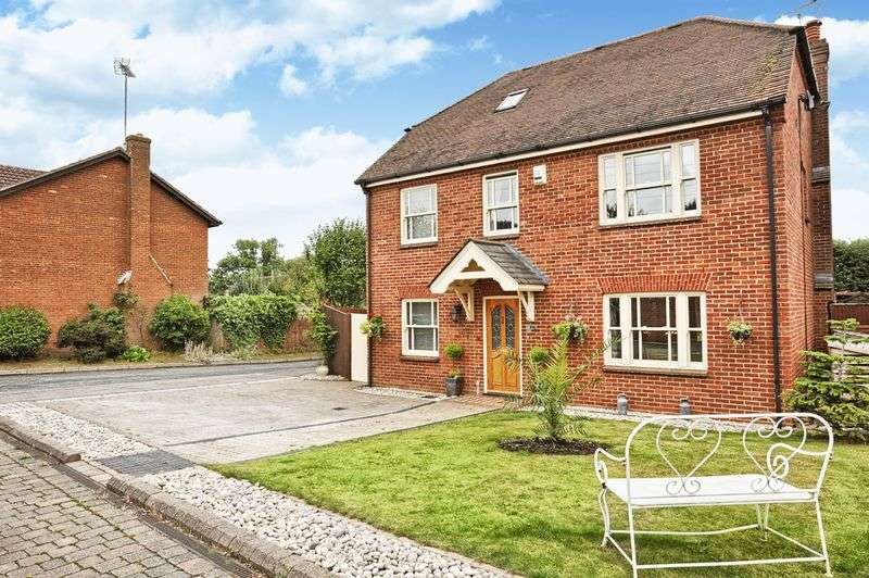 5 Bedrooms Detached House for sale in Stevenage, Hertfordshire