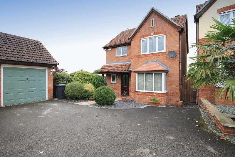 3 Bedrooms Detached House for sale in ROYAL APPROACH, CHELLASTON