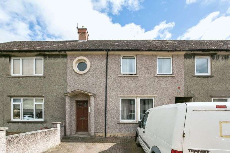 3 Bedrooms Terraced House for sale in Johnston Crescent, Dunfermline