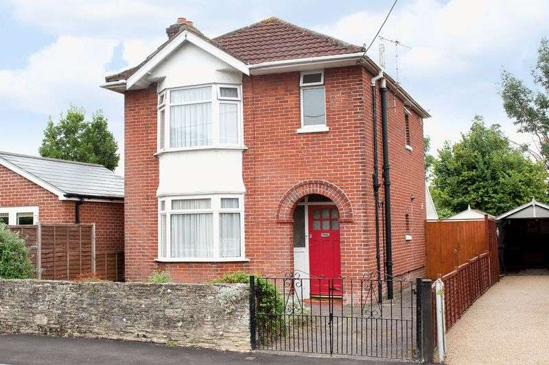 3 Bedrooms Detached House for sale in Totton