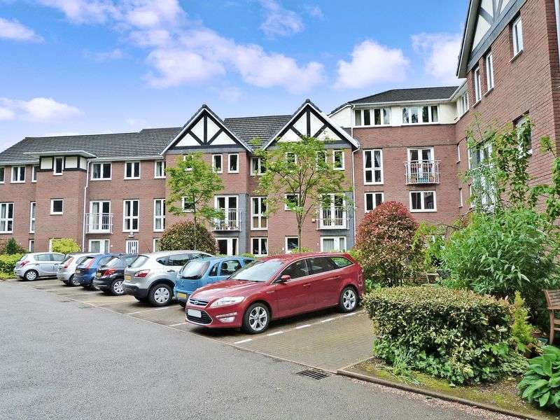 1 Bedroom Retirement Property for sale in Townbridge Court, Northwich, CW8 1BG