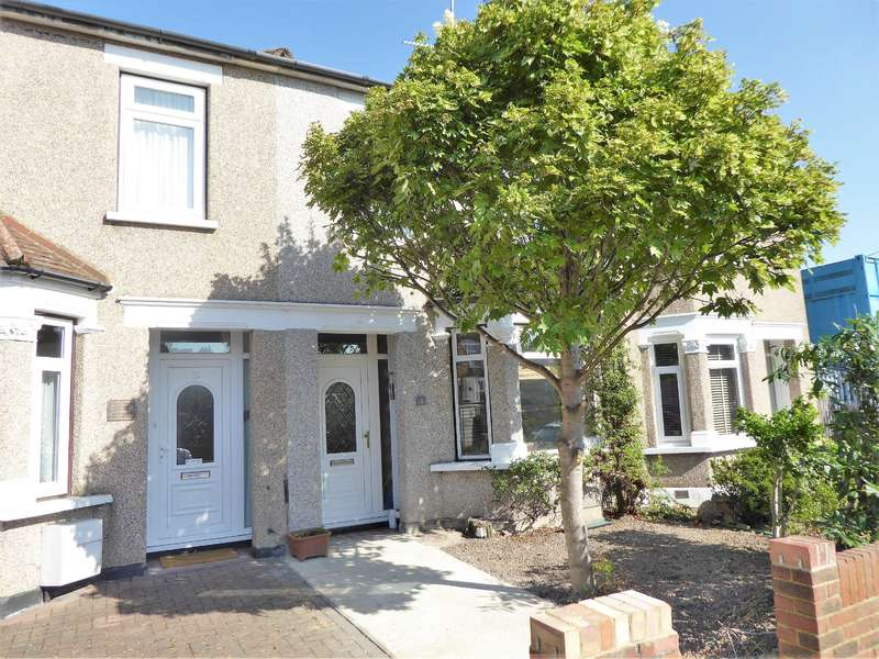 3 Bedrooms Terraced House for sale in Church Road, Erith, Kent, DA8 1PG