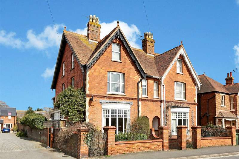 5 Bedrooms Semi Detached House for sale in Chinnor Road, Thame, Oxfordshire, OX9