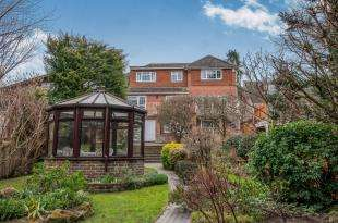5 Bedrooms Detached House for sale in College Avenue, Maidstone, Kent