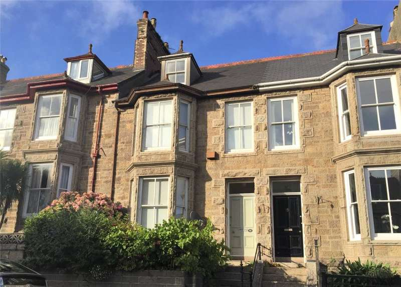 5 Bedrooms Terraced House for sale in Penare Road, Penzance, Cornwall