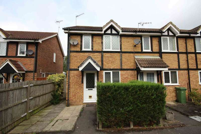 3 Bedrooms End Of Terrace House for sale in Statham Court, Bracknell