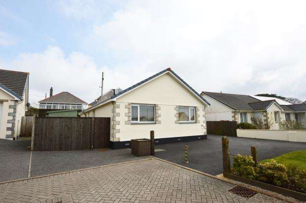 3 Bedrooms Detached Bungalow for sale in Lowarthow Marghas, Redruth, Cornwall