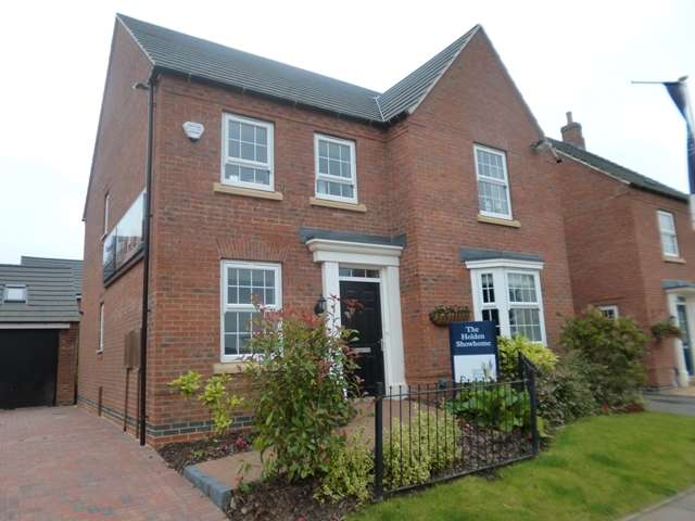 4 Bedrooms Detached House for sale in Birch Lane, Glenfield, Leicester. LE3