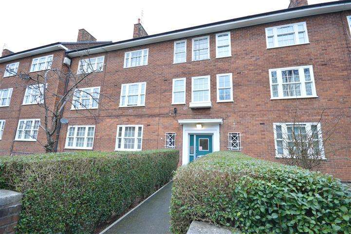 3 Bedrooms Apartment Flat for sale in Waverley Road, Sefton Park, Liverpool, L17