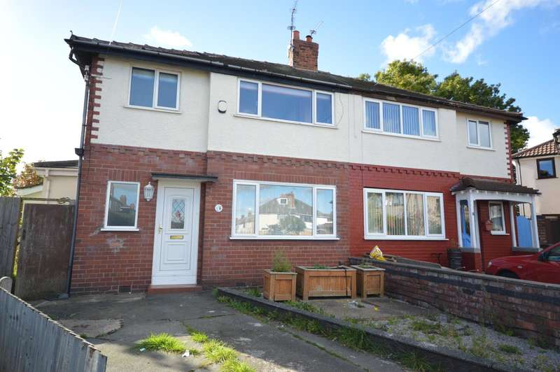 3 Bedrooms Semi Detached House for sale in Mossville Close, Mossley Hill, Liverpool, L18