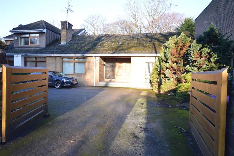 2 Bedrooms Semi Detached Bungalow for sale in Calder Point Calderstones Road, Calderstones, Liverpool, L18