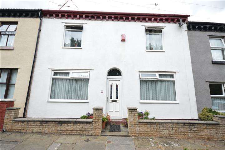 3 Bedrooms Terraced House for sale in Chapel Place, Garston, Liverpool, Merseyside, L19