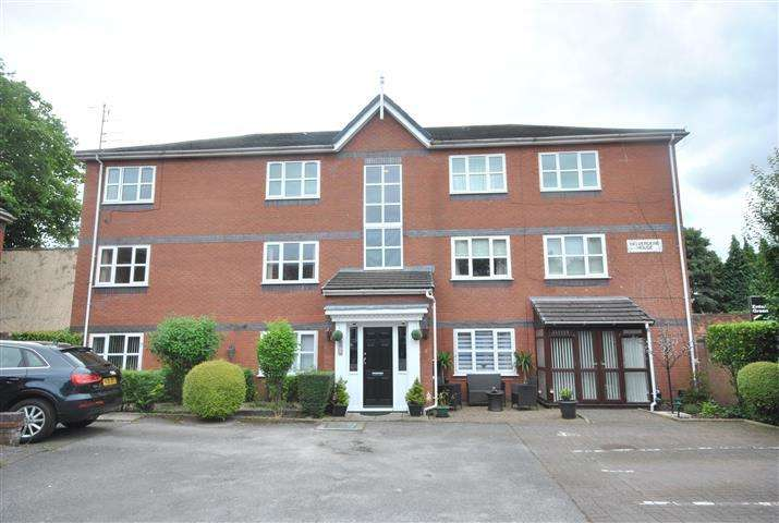 2 Bedrooms Apartment Flat for sale in Little Parkfield Road, Aigburth, Liverpool, L17