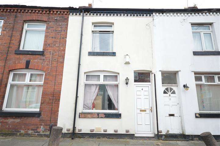 2 Bedrooms Terraced House for sale in Albert Grove, Wavertree, Liverpool, L15