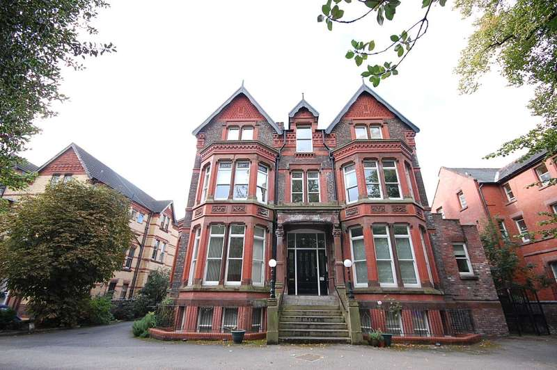2 Bedrooms Apartment Flat for sale in Aigburth Drive, Sefton Park, Liverpool, L17