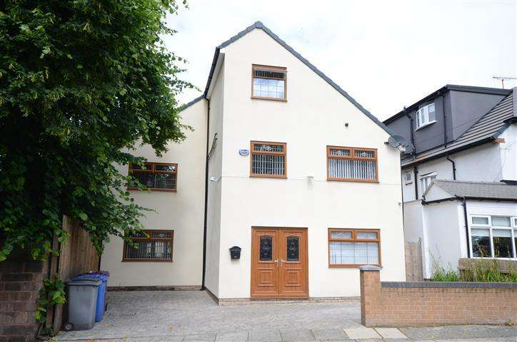 5 Bedrooms Detached House for sale in Druidsville Road, Calderstones, Liverpool, L18