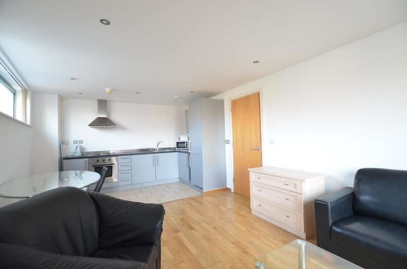 2 Bedrooms Apartment Flat for sale in City Gate East 11 Oldham Street, Liverpool, Merseyside, L1