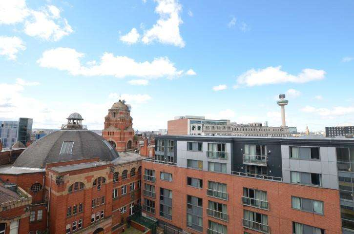 2 Bedrooms Apartment Flat for sale in Central Gardens Benson Street, Liverpool, Merseyside, L1