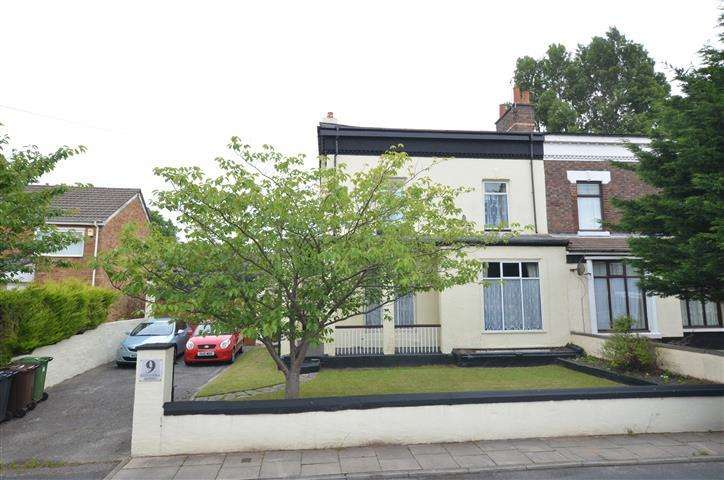6 Bedrooms Semi Detached House for sale in Alexandra Mount, Liverpool, L21