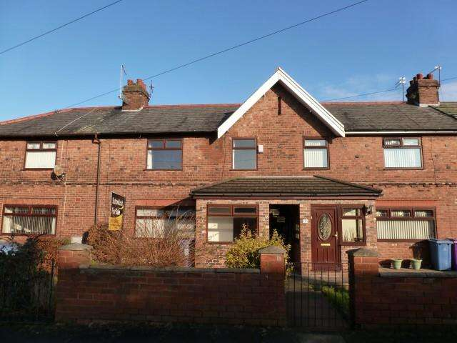 3 Bedrooms Terraced House for sale in Asser Road, Liverpool, Merseyside, L11