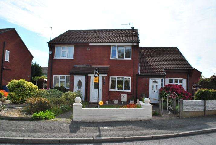 2 Bedrooms Terraced House for sale in Grange Avenue, West Derby, Liverpool, Merseyside, L12