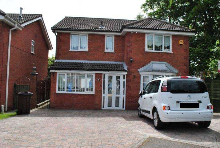 4 Bedrooms Detached House for sale in Serenade Road, Liverpool, Merseyside, L33