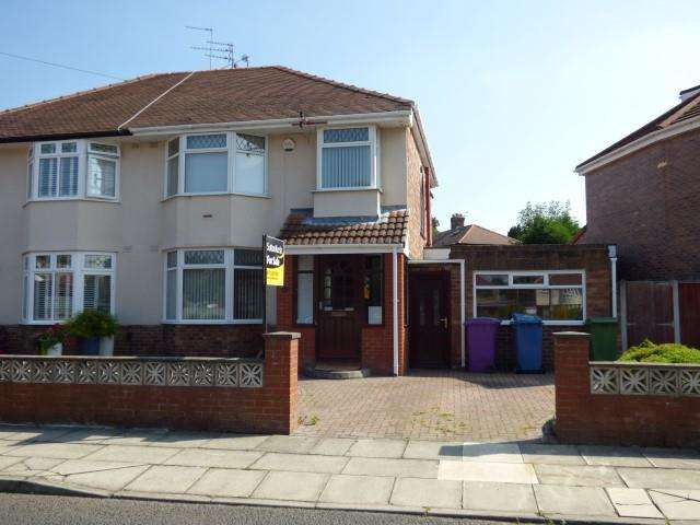 3 Bedrooms Semi Detached House for sale in Edgemoor Road, Liverpool, L12