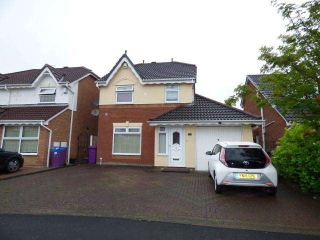 3 Bedrooms Detached House for sale in Cheldon Road, Liverpool, Merseyside, L12