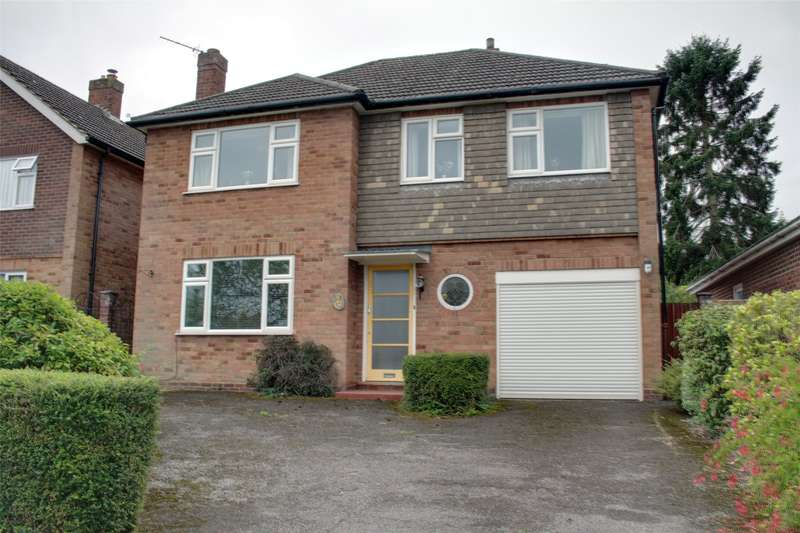 3 Bedrooms Detached House for sale in Sandalwood Avenue, Chertsey, Surrey, KT16