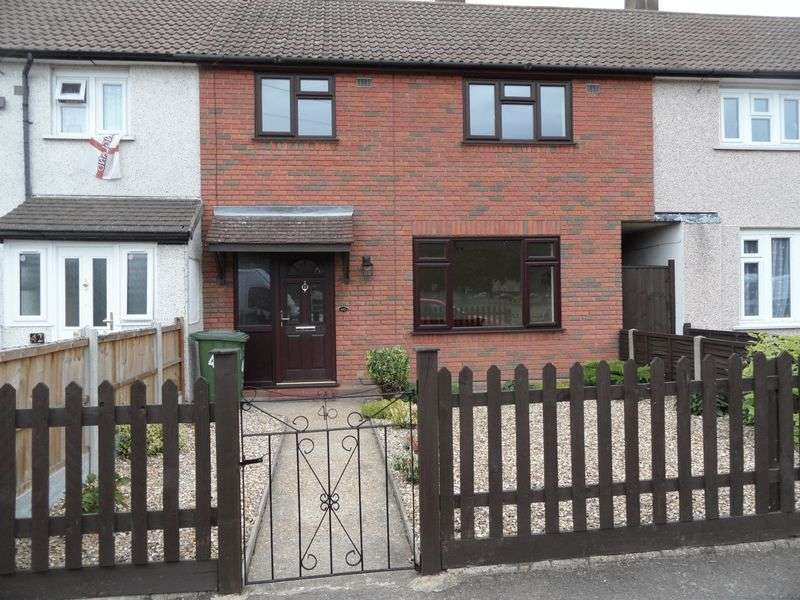 3 Bedrooms Terraced House for sale in Annifer Way, South Ockendon