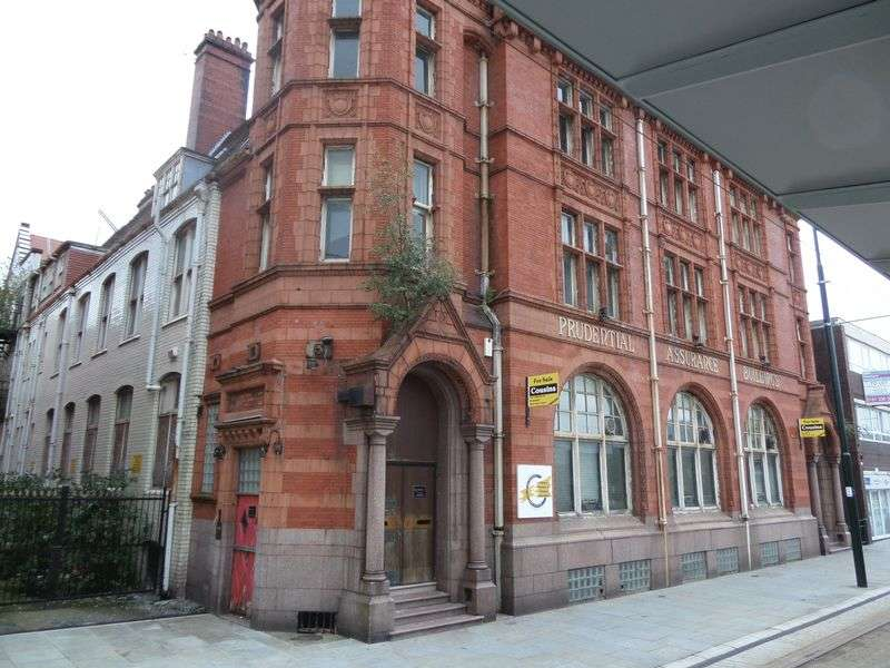 Property for sale in Prudential Buildings, Union Street Oldham