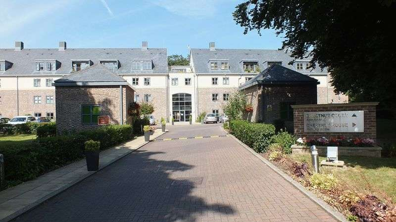 2 Bedrooms Retirement Property for sale in CHESTNUT COURT, CHARLTON DOWN