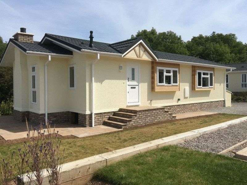 2 Bedrooms Property for sale in Broadwell Woods Park, Red Lane, Burton Green, Kenilworth, Warwickshire, CV8 1PE