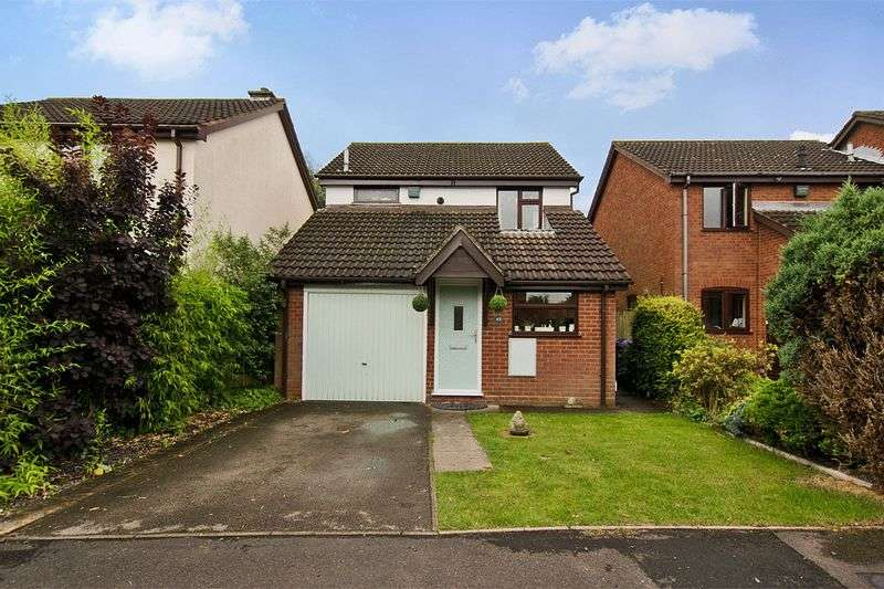 3 Bedrooms Detached House for sale in Haymoor, Boley Park, Lichfield