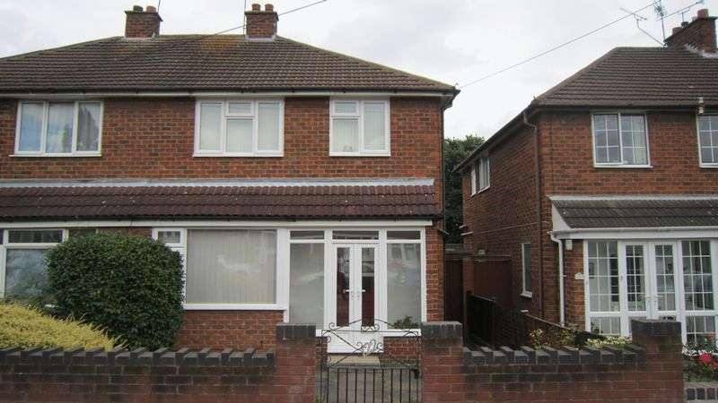3 Bedrooms Semi Detached House for sale in Pearson Avenue, Bell Green, Coventry