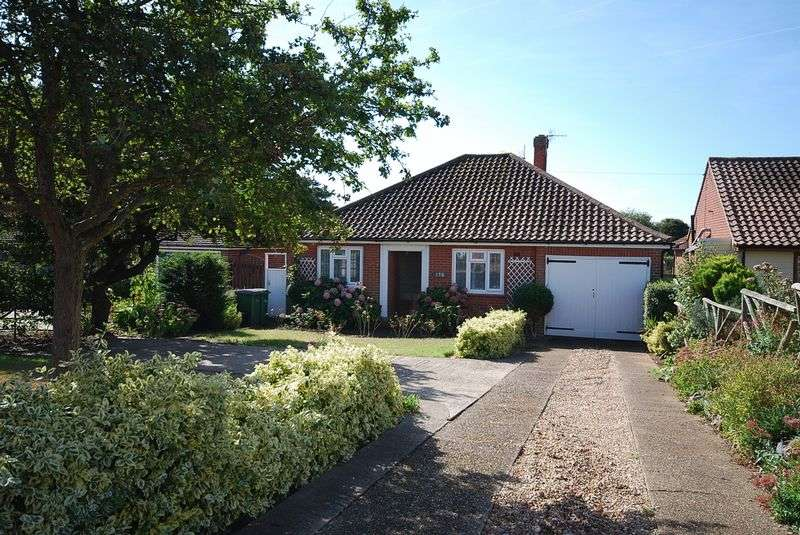 2 Bedrooms Detached Bungalow for sale in Hythe