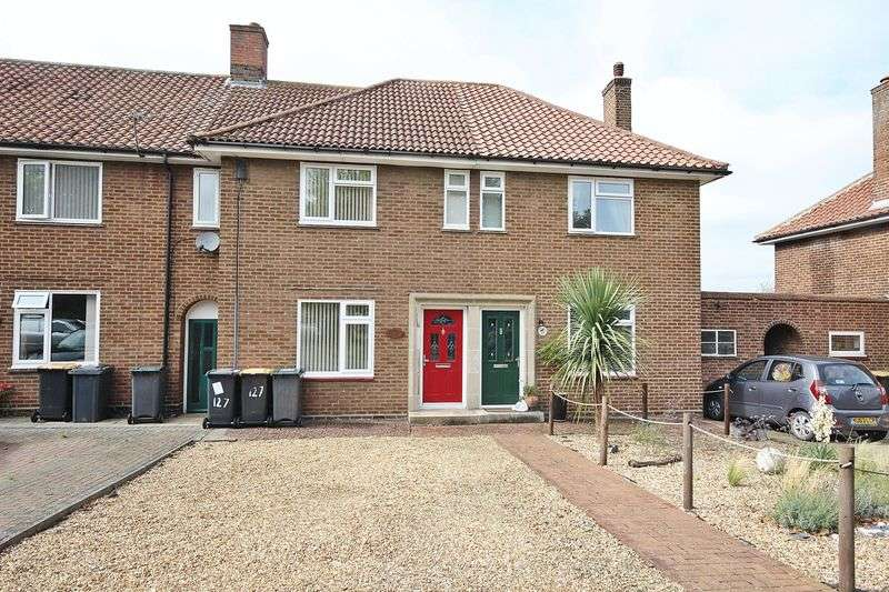 2 Bedrooms Terraced House for sale in Montgomery Close, Stewartby