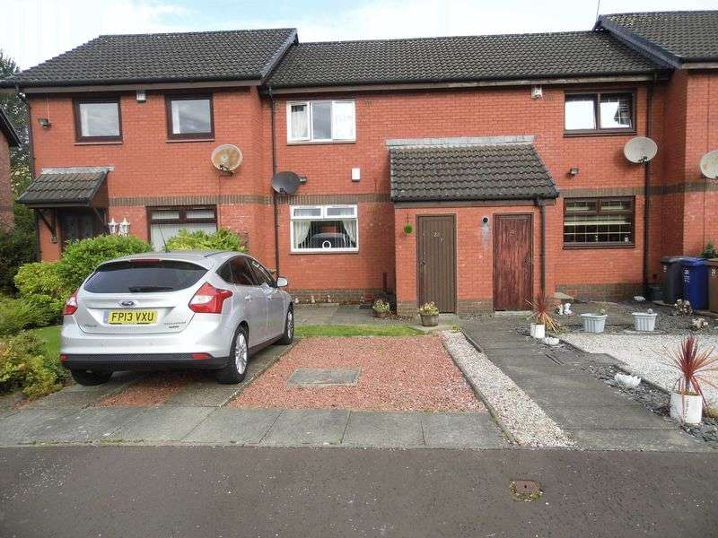 2 Bedrooms Terraced House for sale in Fisher Way, Paisley
