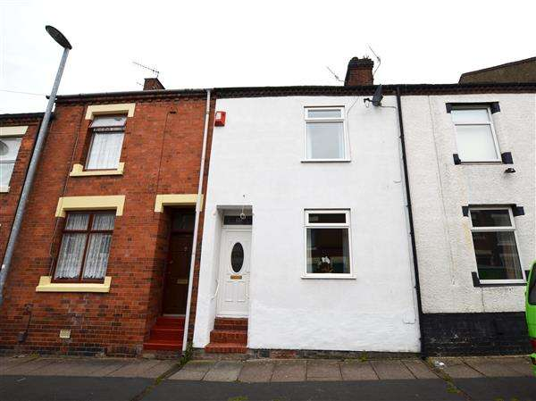 2 Bedrooms Terraced House for sale in Richmond Street, Penkhull, Stoke-On-Trent