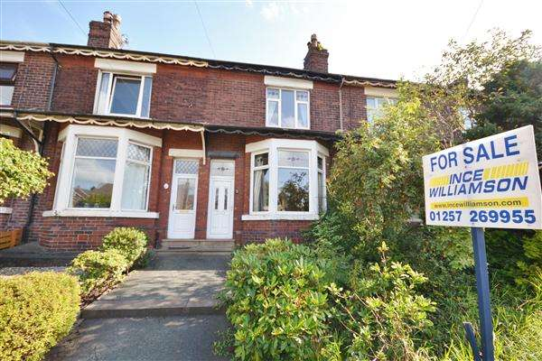 3 Bedrooms Terraced House for sale in Bolton Road, Anderton, Chorley