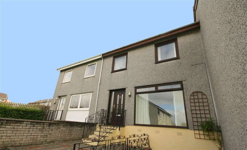 3 Bedrooms Terraced House for sale in Westminster Place, Larbert