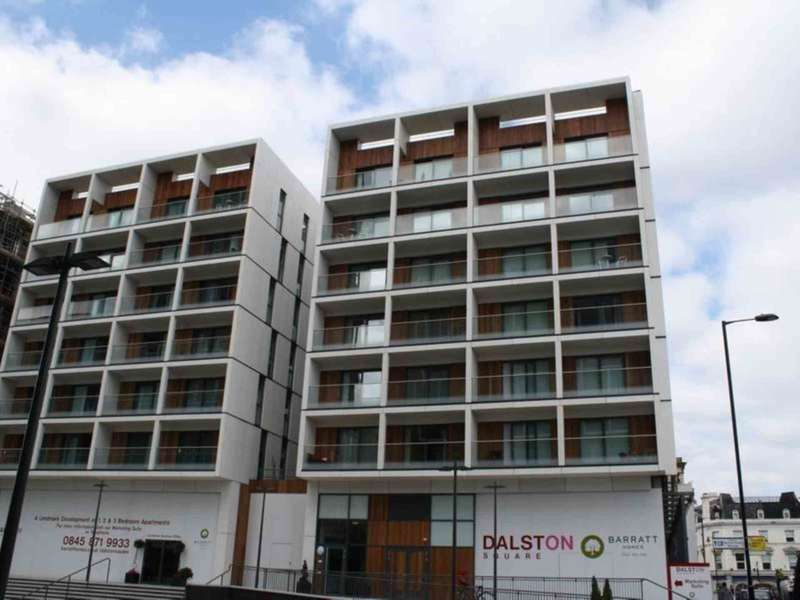 1 Bedroom Flat for sale in Dalston Square, Dalston
