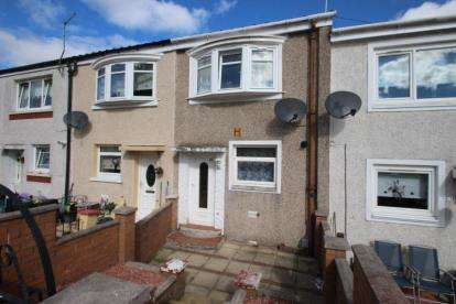 2 Bedrooms Terraced House for sale in Collessie Drive, Craigend, Glasgow