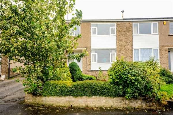 3 Bedrooms Semi Detached House for sale in Maythorne Crescent, Clayton, Bradford, West Yorkshire