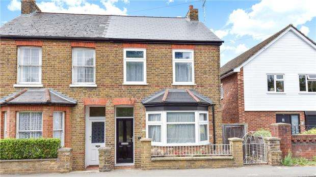3 Bedrooms Semi Detached House for sale in Lent Rise Road, Burnham, Buckinghamshire