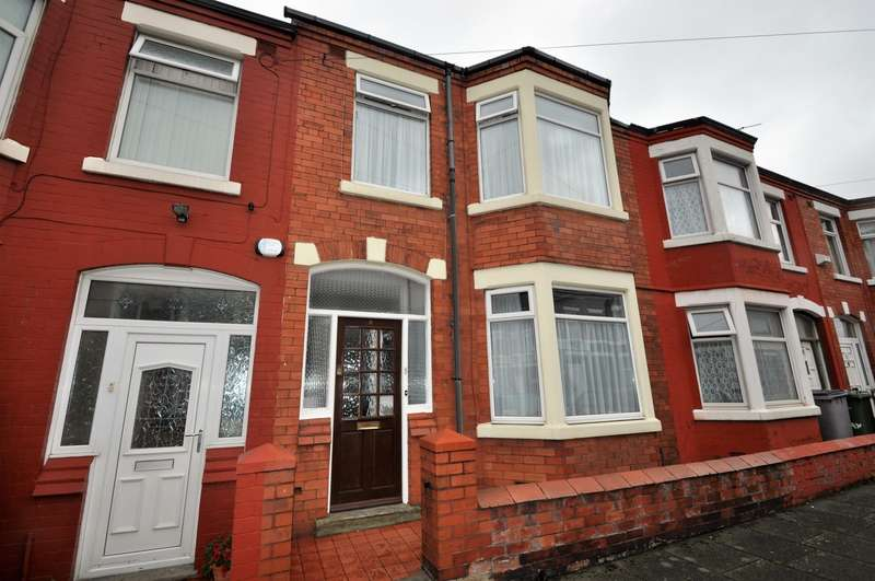 3 Bedrooms House for sale in Drayton Road, Wallasey