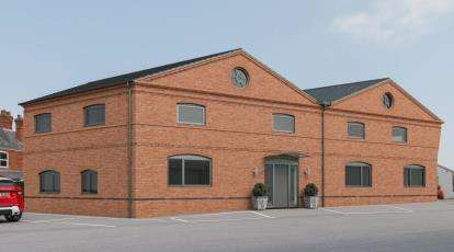 2 Bedrooms Flat for sale in Banner House, Evesham